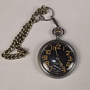 Second World War British Army Pocket Watch