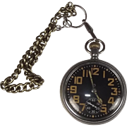 First World War British Army Pocket Watch