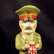 Circa 1917 Wilkinson Ltd Royal Staffordshire Sir Douglas Haig Jug