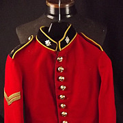 Early/Mid 20th Century Royal Dragoon Guards 1881 Pattern Uniform
