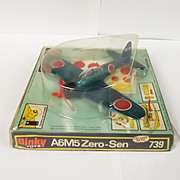 Boxed Dinky 739 A6M5 Zero Fighter 1975-79