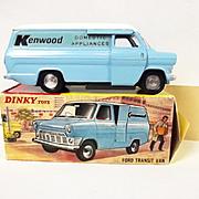 Dinky #407 Ford Transit Van Kenwood