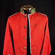 British Redcoat Re-enactment Uniform And Harness