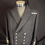 Gieves Royal Navy No.1 Dress And Mess Uniform Lieutenant-Commander