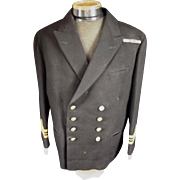 Gieves Royal Navy No.1 Dress And Mess Uniform Lieutenant-Commander