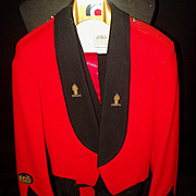 1977 Royal Engineers Staff Sergeant No. 10 Mess Dress