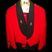 1977 Royal Engineers Staff Sergeant No. 10 Mess Dress