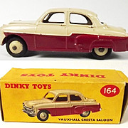 Boxed Dinky 164 Vauxhall Cresta