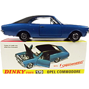 Boxed Dinky 179 Opel Commodore