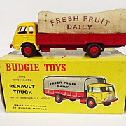 Boxed Budgie Toys 216 Renault Truck