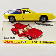 Boxed Dinky 218 Lotus Europa