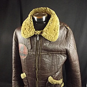 1943 Unique Personalised A2 American Air Force Flight Jacket