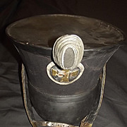 Circa 1860's Austro-Hungarian Infantry Officers Shako