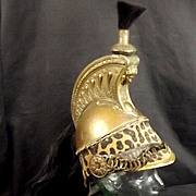 Napoleonic 1st Empire French Dragoons Cavalry Helmet