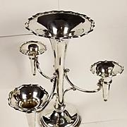 Silver Epergne Hallmarked London 1911