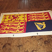 Genuine Royal Standard Of The United Kingdom, 20th Century