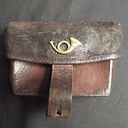 World War 1 Era Light Infantrymans Pouch