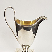 London 1790 Silver Jug