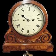 Circa 1860 Barraud & Lund Mantle Clock