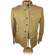 1917 Pattern US Winter Service Coat