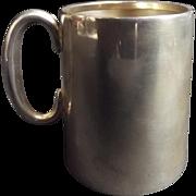 1943 Small Silver Tankard