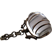 Antique Victorian Rock Quartz Crystal Fob