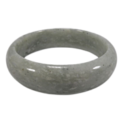 Estate Light Green Celadon Jade Bangle