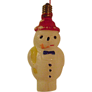 Snowman Christmas Light