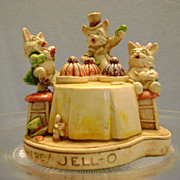 Vintage Jello Sebastian Advertising Figurine