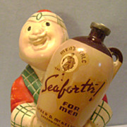 Vintage Seaforth Talc Store Display Figure