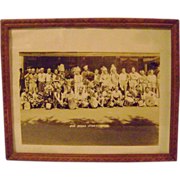 Vintage 'Our Indian Silversmiths' Black and White Photo