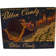 Vintage Santa Clause Candy Box