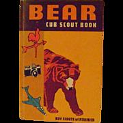Vintage 1967 Cub Scout Handbook