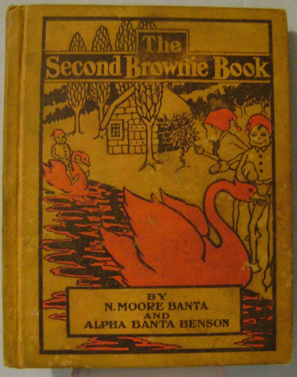 Vintage 'The Second Brownie Book'