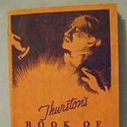 Vintage Thurstons Book of Magic Vol 3