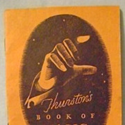 Vintage Thurstons Book of Magic Vol 4