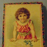 Vintage Victorian Picture Blocks
