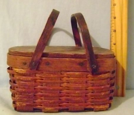 Children's Picnic Basket