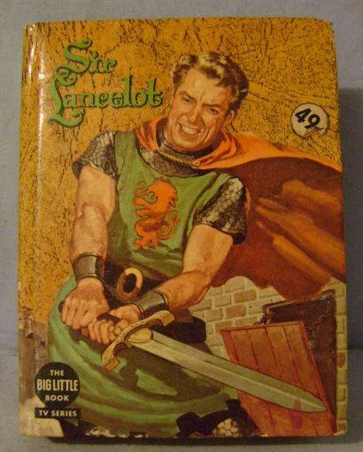 Big Little 'Sir Lancelot' Book
