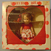 Vintage Nancy Ann Valentine StoryBook Doll