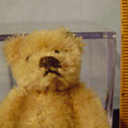 Vintage Three Inch Steiff Bear
