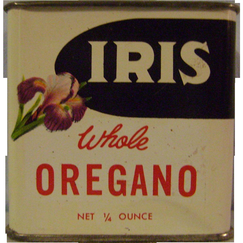 Vintage Iris 81