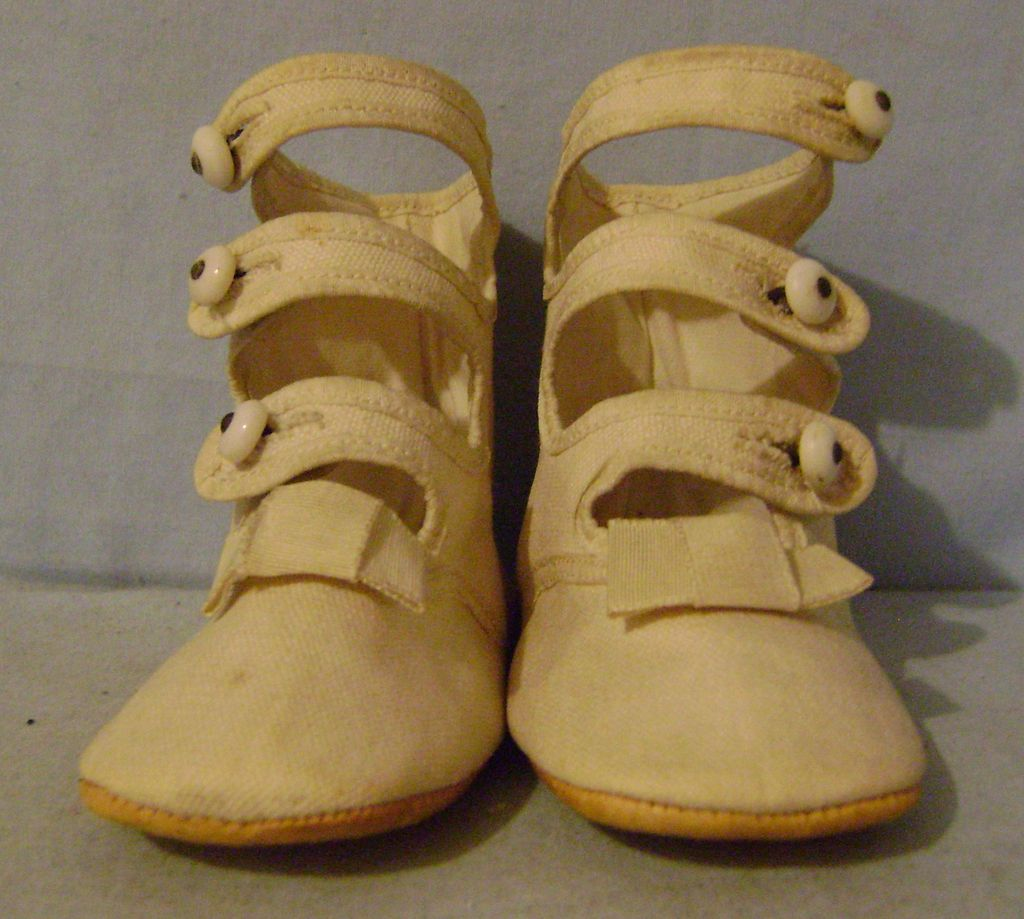 Vintage Child's Shoes