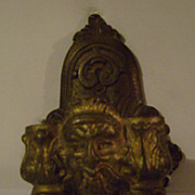 Vintage Wall Sconce for Dollhouse or Salesman Sample