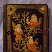Vintage Santa Album