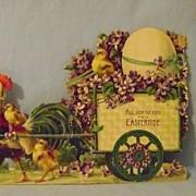 Vintage Easter Die Cut
