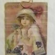Vintage 1914 Des Moines News Newspaper Calendar