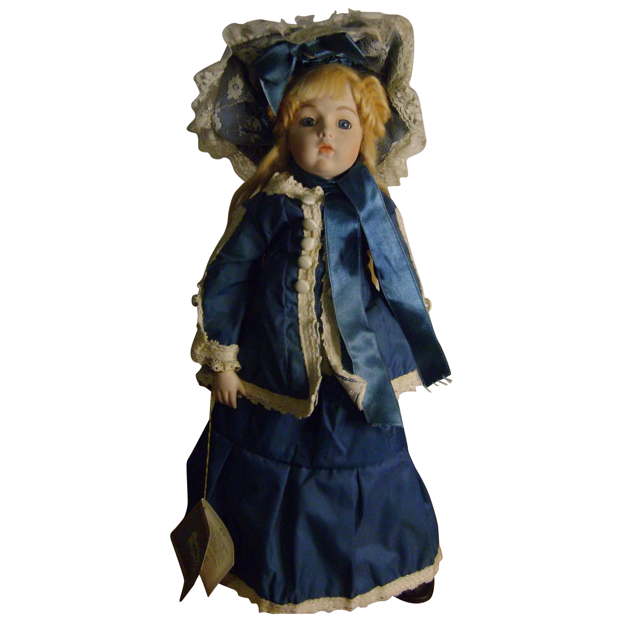 Antique Royalty Collector Doll