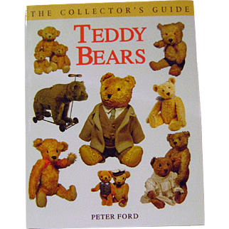 Teddy Bears Hardback Book