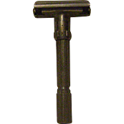 Vintage Gillette Double Edged  Razor